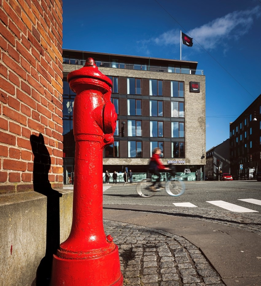 Radisson RED - Aarhus - Danmark