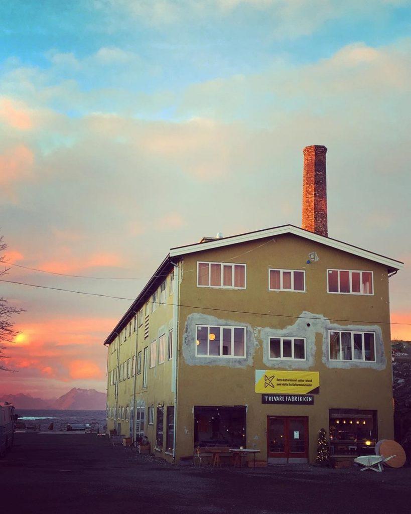 Trevarefabrikken - Henningsvær - Lofoten - Nordland - Kulturminnefondet
