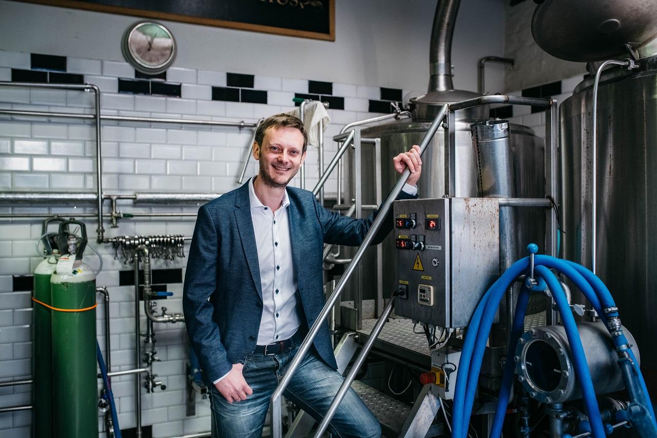 Erlend Vagnild Fuglum - Direktør - Bryggeri- og Drikkevareforeningen