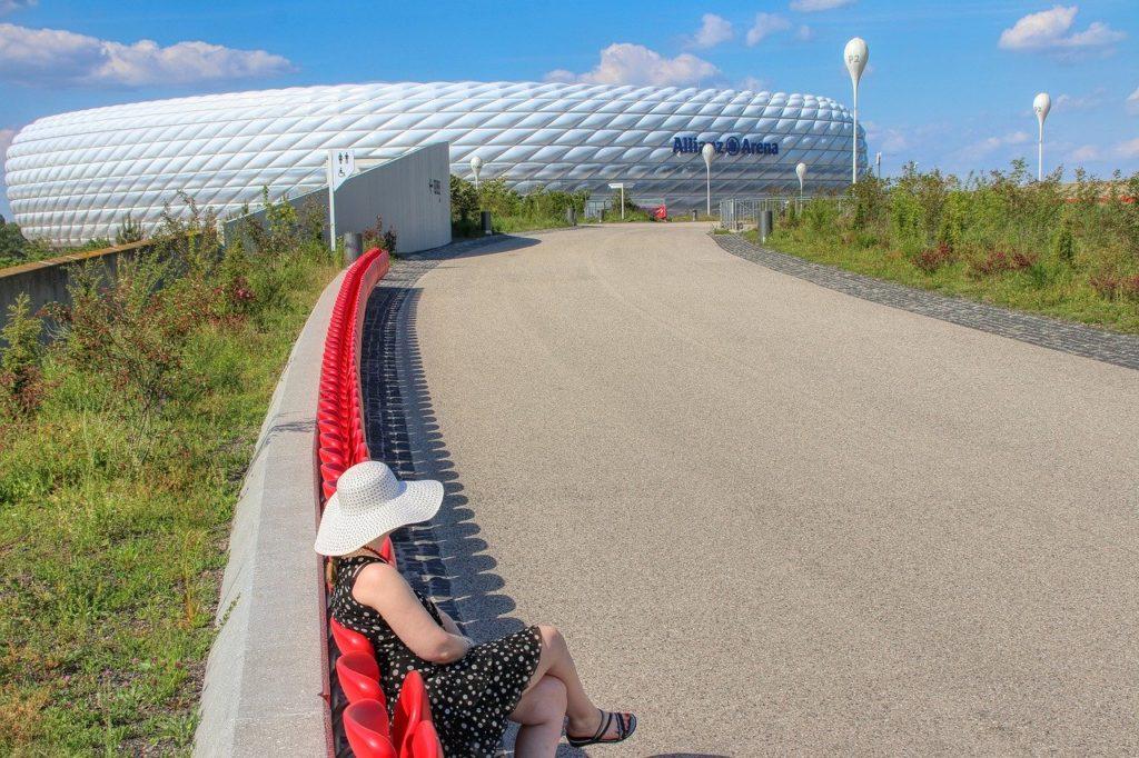 Allianz Arena - Bayern München FC - München - Tyskland
