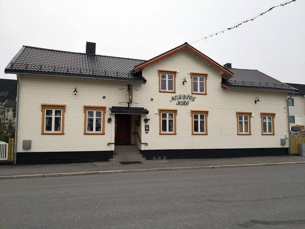 Nordpol kro - Vardø - Finnmark - Kulturminnefondet