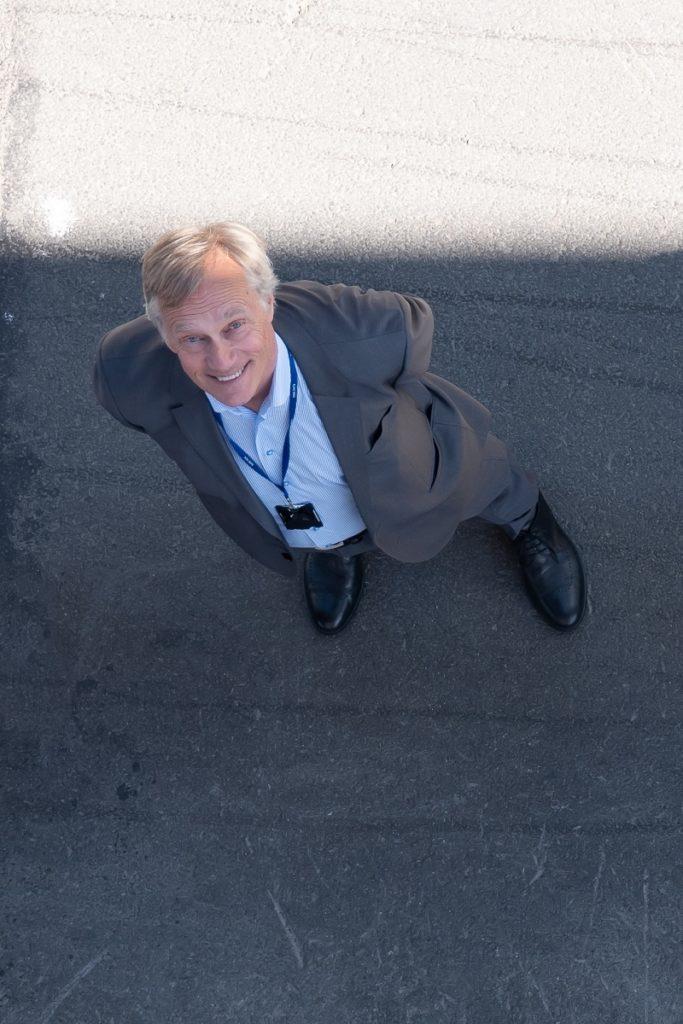 Bjørn Kristiansen - konserndirektør - Bane Nor