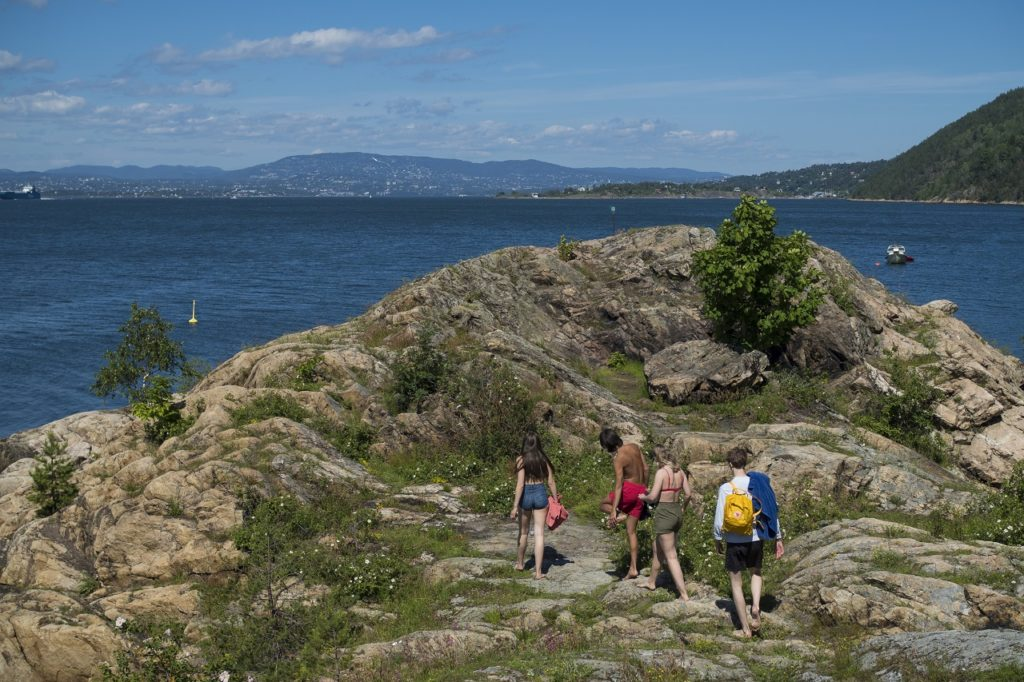 WNN - allemannsretten - Strandsone - Oslofjorden - Norsk Friluftsliv