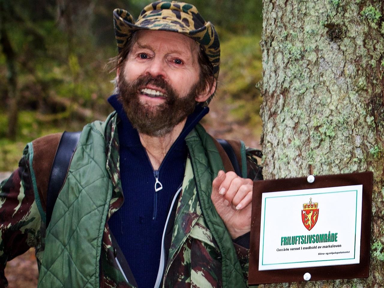 Sverre M. Fjelstad - Friluftsmann - Fotograf - Forfatter - Naturmagasinet