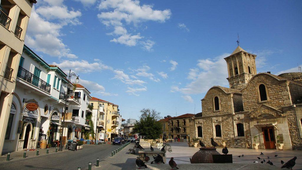 St. Lazarus church - gamlebyen - Larnaca - Kypros - Avinor - Wizz Air