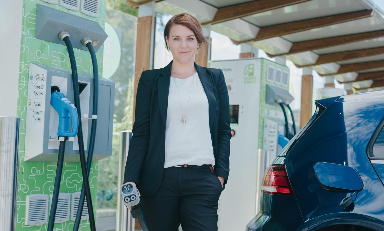 Christina Bu - Norsk elbilforening