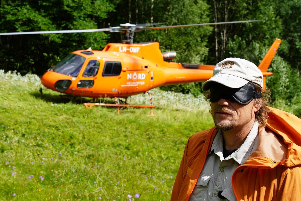 Lars Monsen - På tur - NRK - 2020