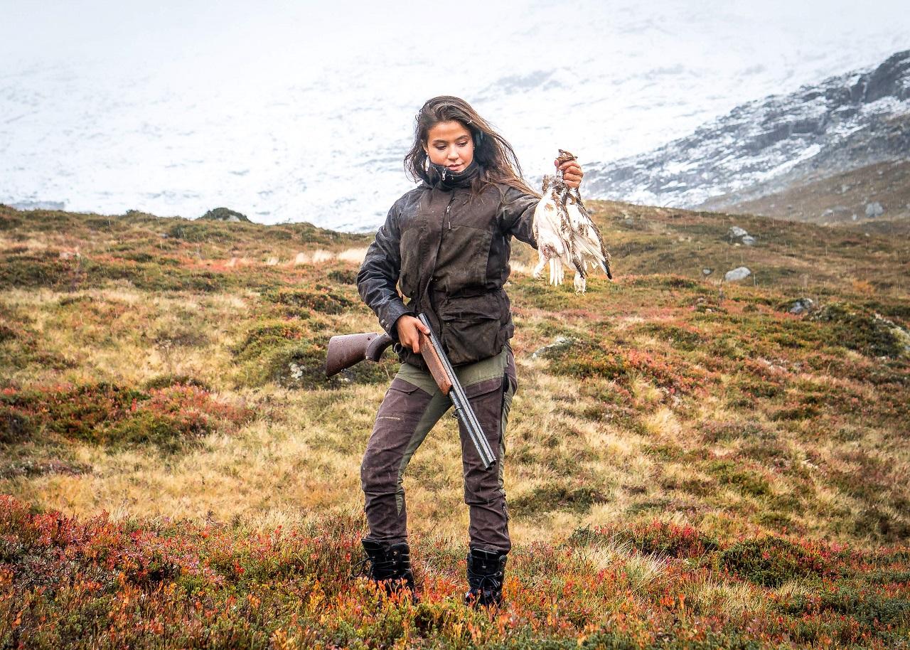 Rypejakt - Kvinne - Jeger - Fjellstyrene