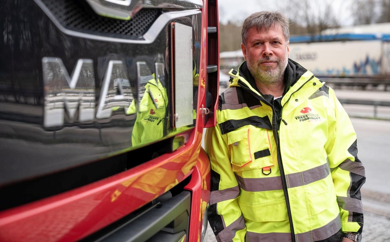 Jim Klungnes - leder - Yrkestrafikkforbundet