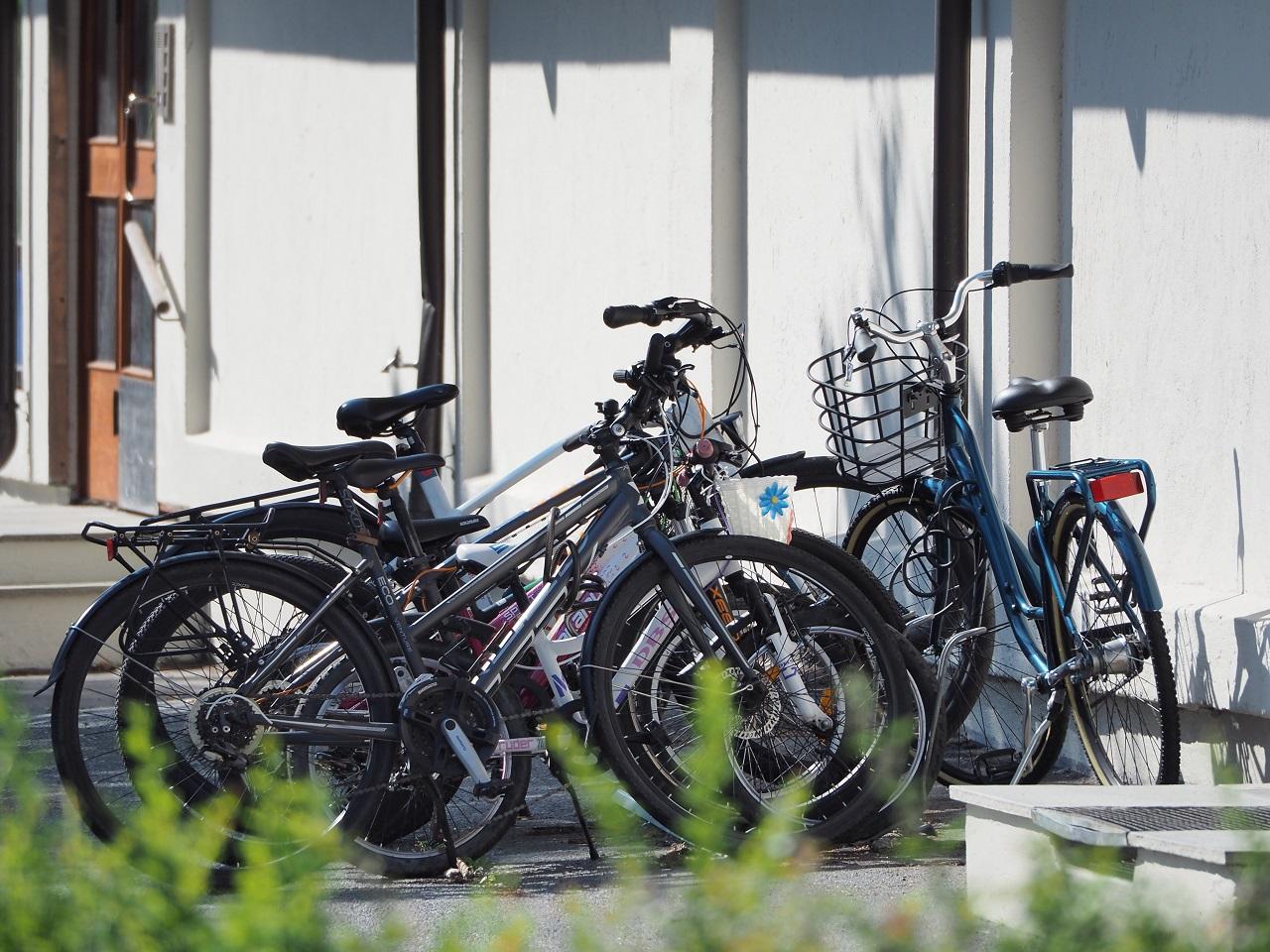 Sykkeltyverier - sykler - parkering - If forsikring