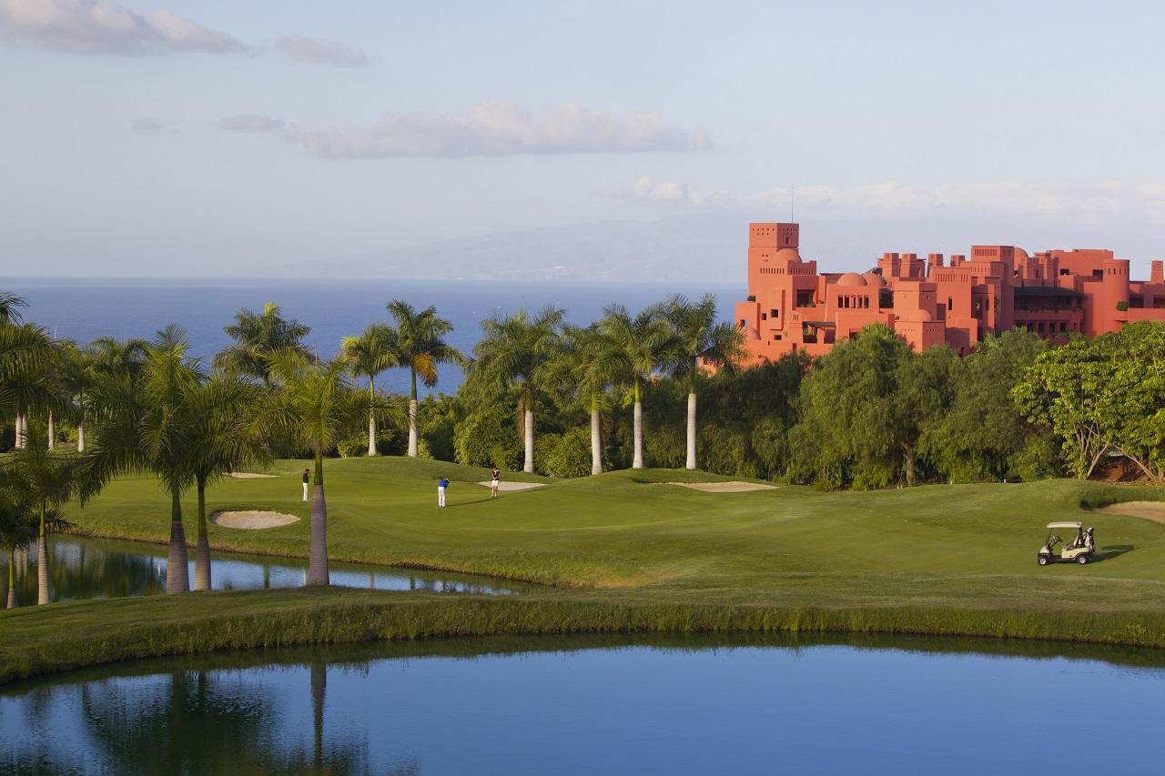 Abama Resort - Tenerife - Kanariøyene - Spania