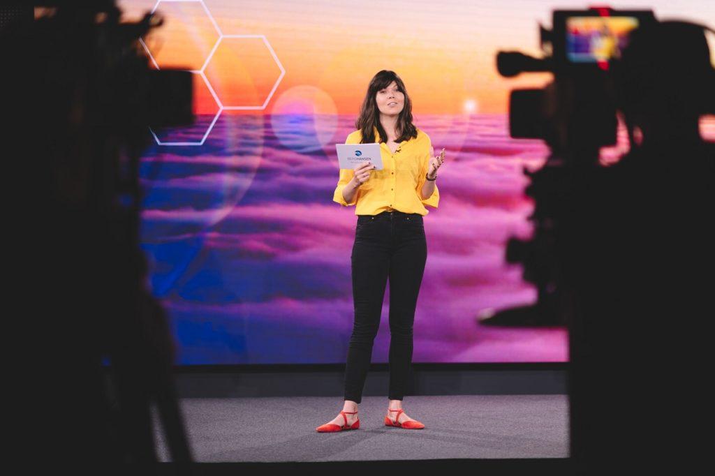 Anna Andresen - Direktør - Meetings & Events - Berg-Hansen