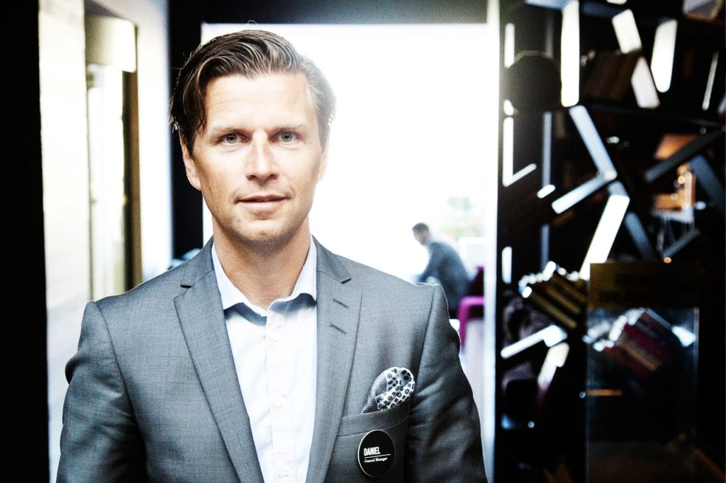 Daniel Stenbäck - Strawberry properties - Nordic Choice Hotels