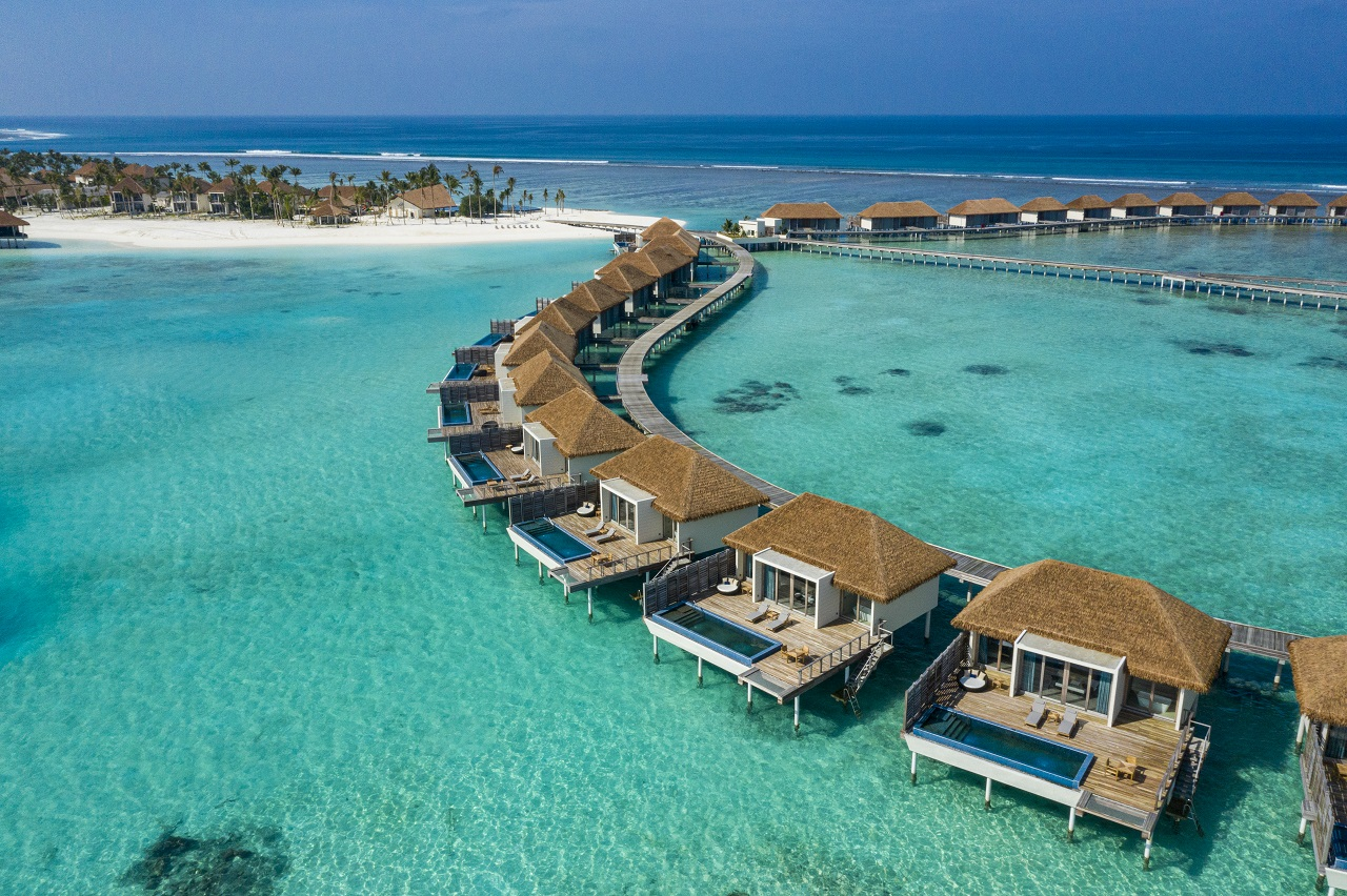 Radisson Blu Resort Maldives - Alifu Dhaalu Atoll - Maldivene