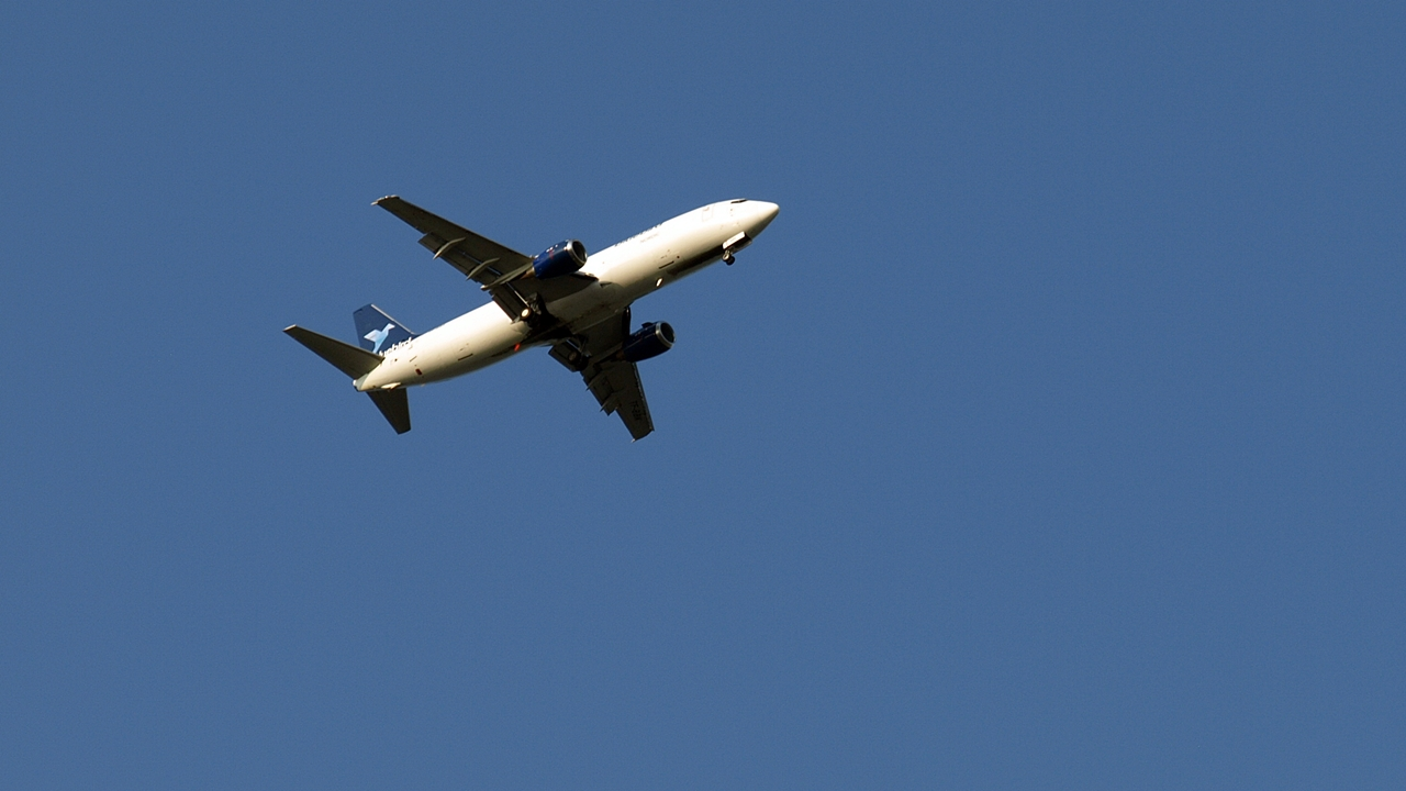 Fly - innflyvning - SVG - Stavanger Sola - august 2020