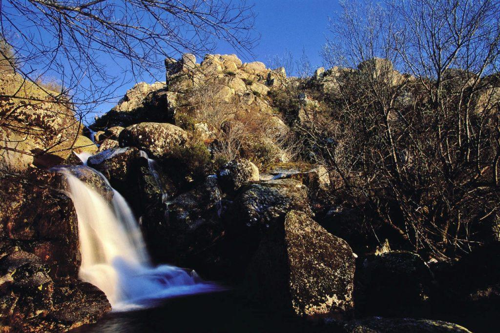 Serra de Estrela - UNESCO - geopark - Portugal