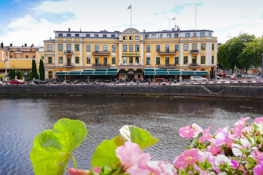 Stadshotellet - Karlstad - Värmland - Sverige