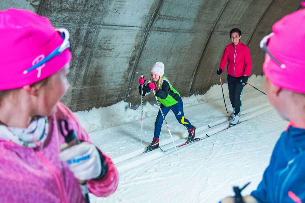 Torsby Skidtunnel & Sportcenter - Värmland - Sverige