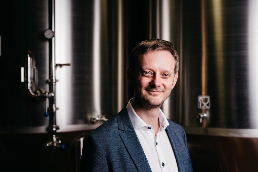 Erlend Vagnild Fuglum - direktør - Bryggeri- og drikkevareforeningen (BROD).