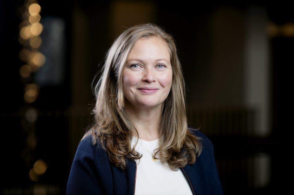 Cathrine Elgin - direktør - Sørtoget - Go-Ahead Norge