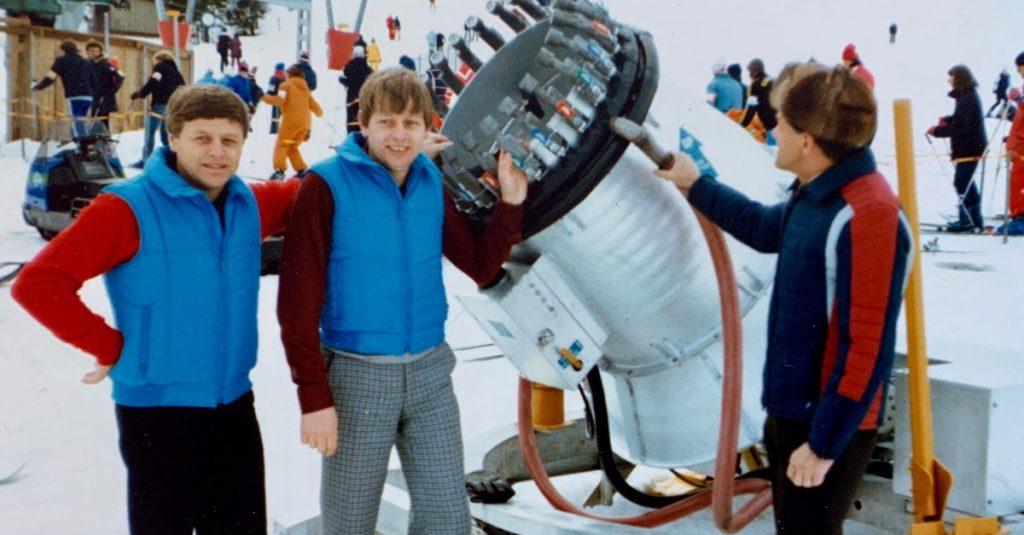 SkiStar - Mats Paulsson - Erik Paulsson - Lindvallen