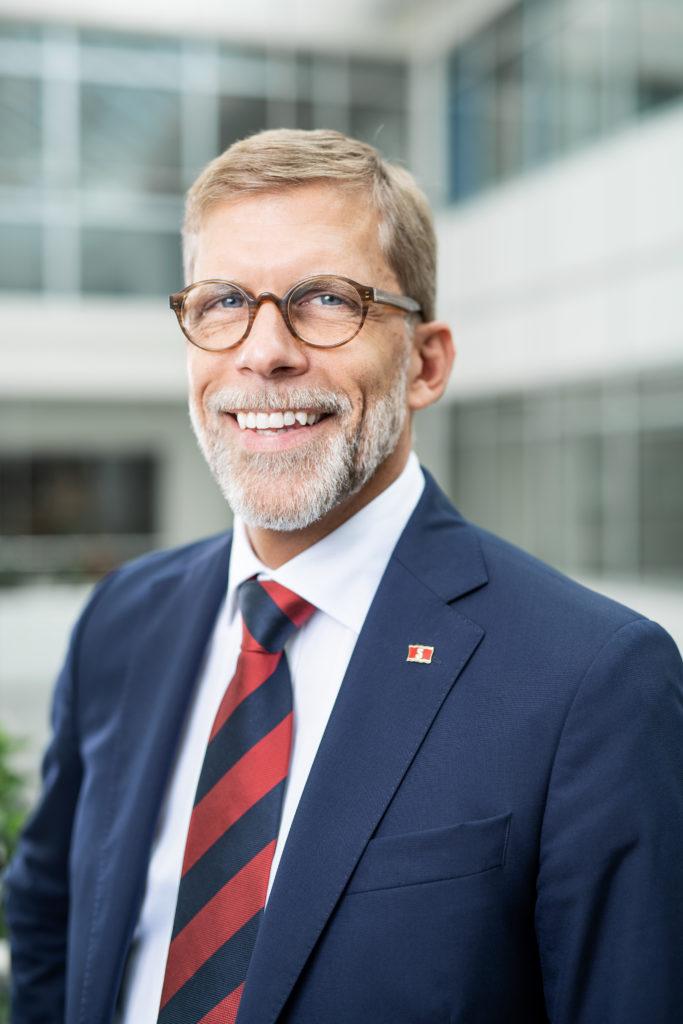 Erik Thulin - direktør - Stena Line