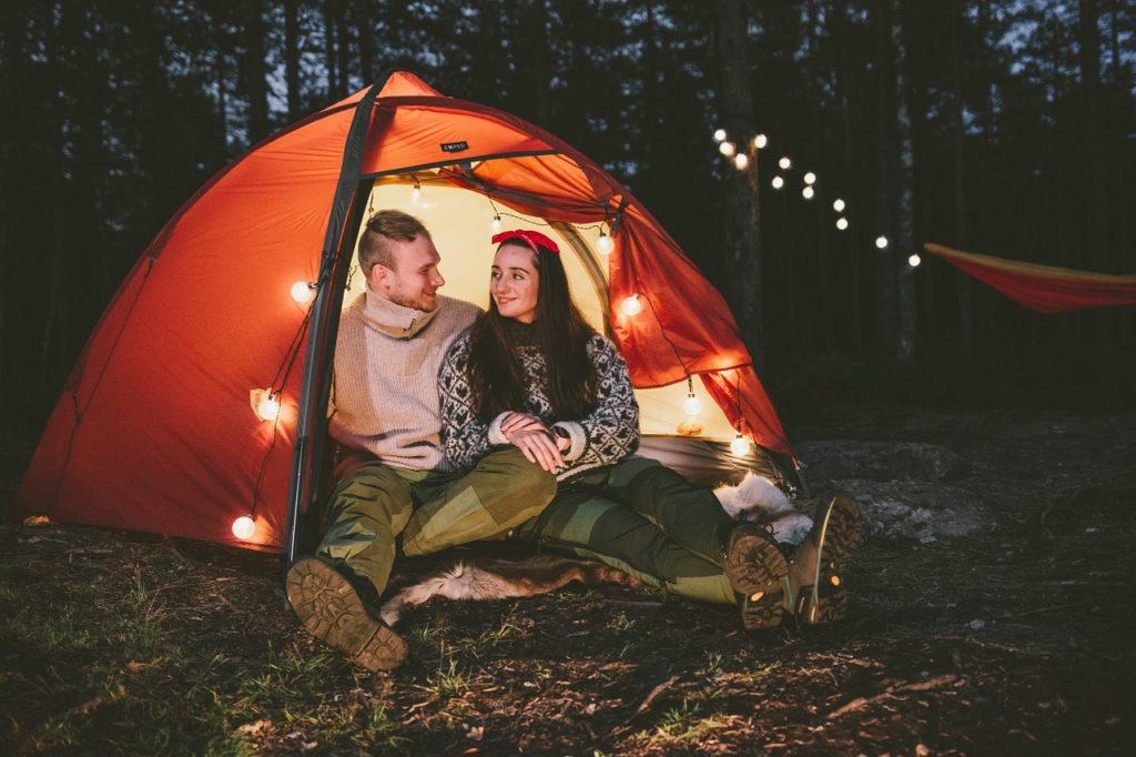 Telt - Friluftsliv - Natt i naturen - Norsk Friluftsliv