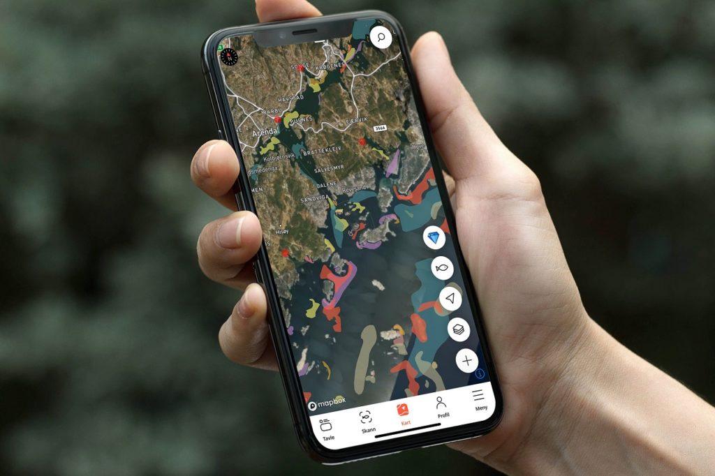 FiskHer - Fiskeapp - digitale medier
