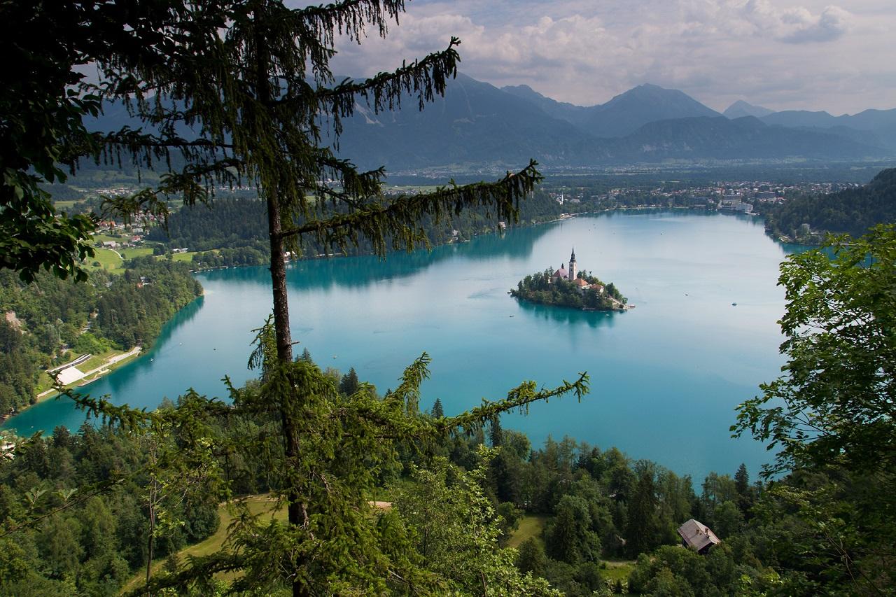 Ble Lake - Innsjø - Slovenia