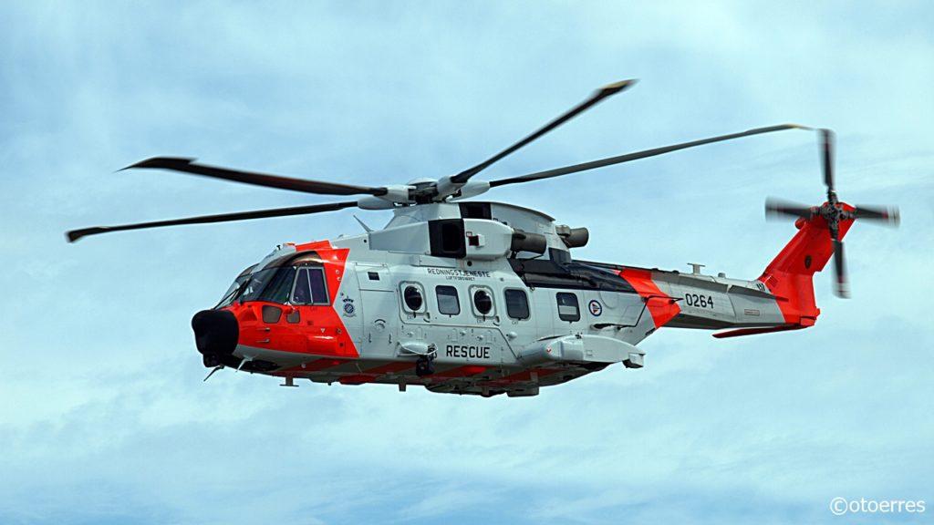 SAR Queen - Redningshelikopter - Sola