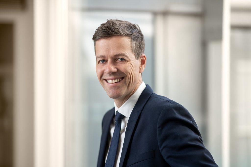 Knut Arild Hareide - Statsråd - KrF