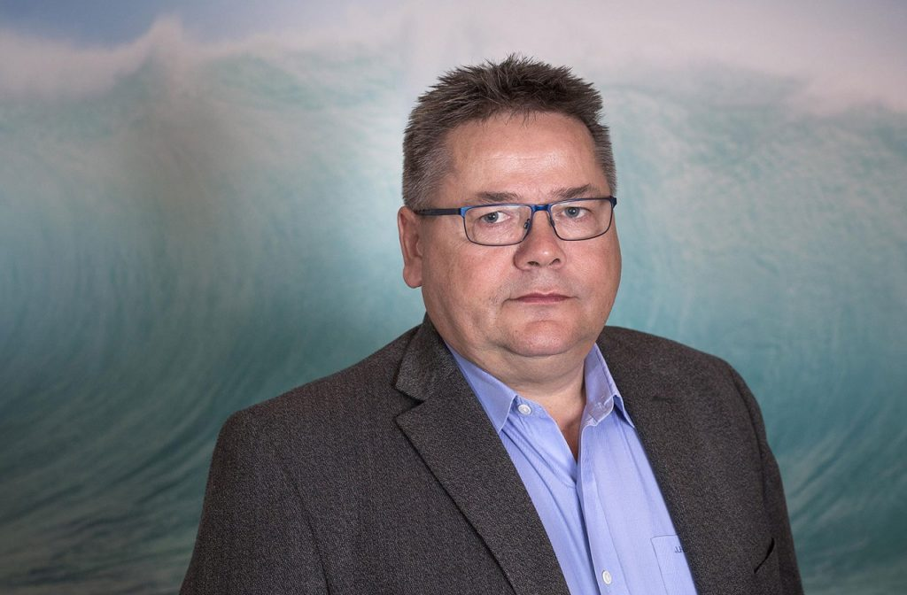 Johnny Hansen - Godsalliansen - Norsk Sjømannsforbund