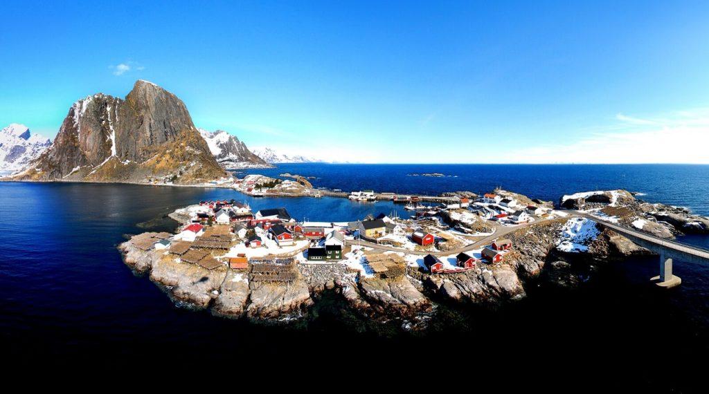 Moskenes - Lofoten - Merket for bærekraftig reisemål - Innovasjon Norge - 2020