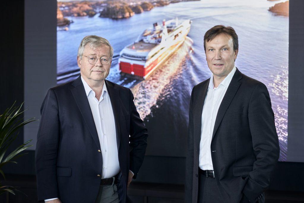 Fjord Line - Peter Frølich - Arne Roland - 2020