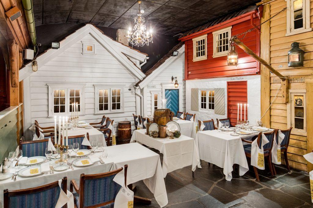 Mortepumpen - Restaurant - Radisson Blu Atlantic Hotel - Stavanger