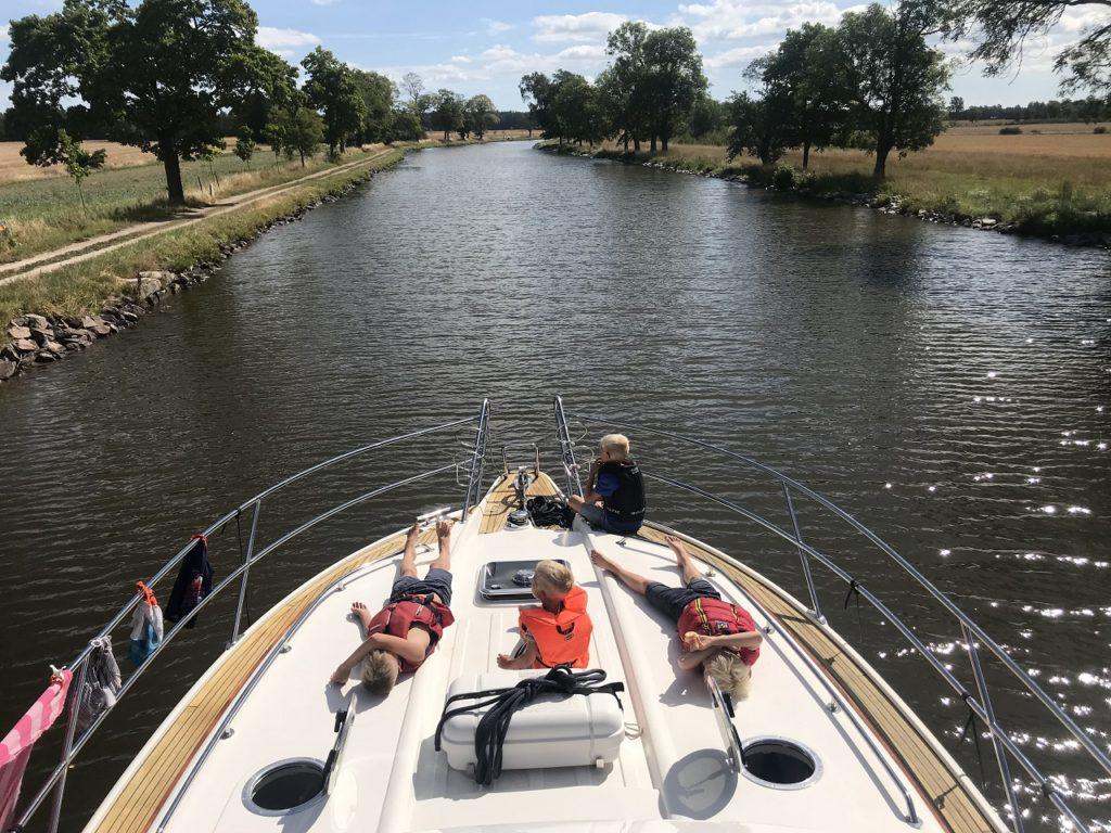 Båtferie - Båtsemester - Göta Kanal - Sverige