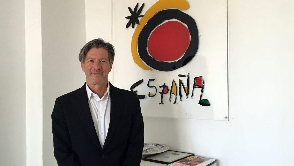 Jose Luis Real Moreno - direktør - Den Spanske Stats Turistburea - København - 2020