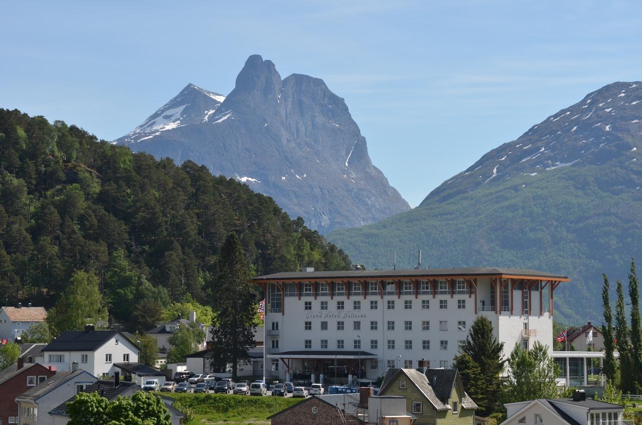 Grand Hotel Bellevue - Åndalsnes - Møre og Romsdal - Classic Norway Hotels