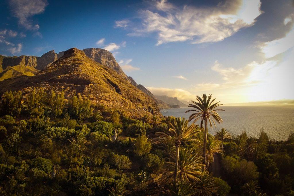 Guayedra - Gran Canaria - Spania - Spanske Stats turistkontor