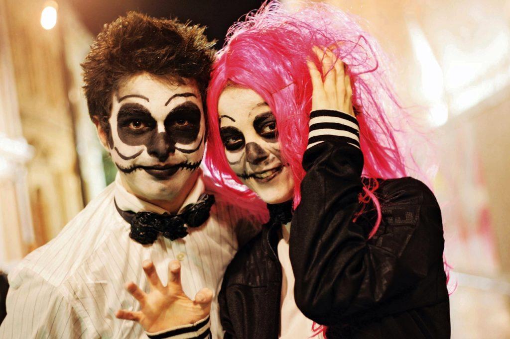 Derry Hallowe'en Carnival - Halloween - antrekk - kostyme - Irland