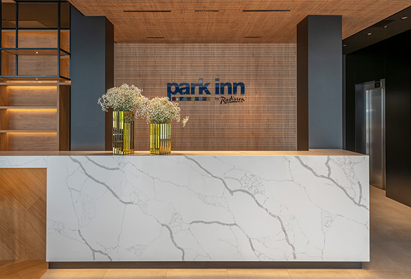 Park In by Radisson Vilnius Airport - Hotell - Business Center - Litauen
