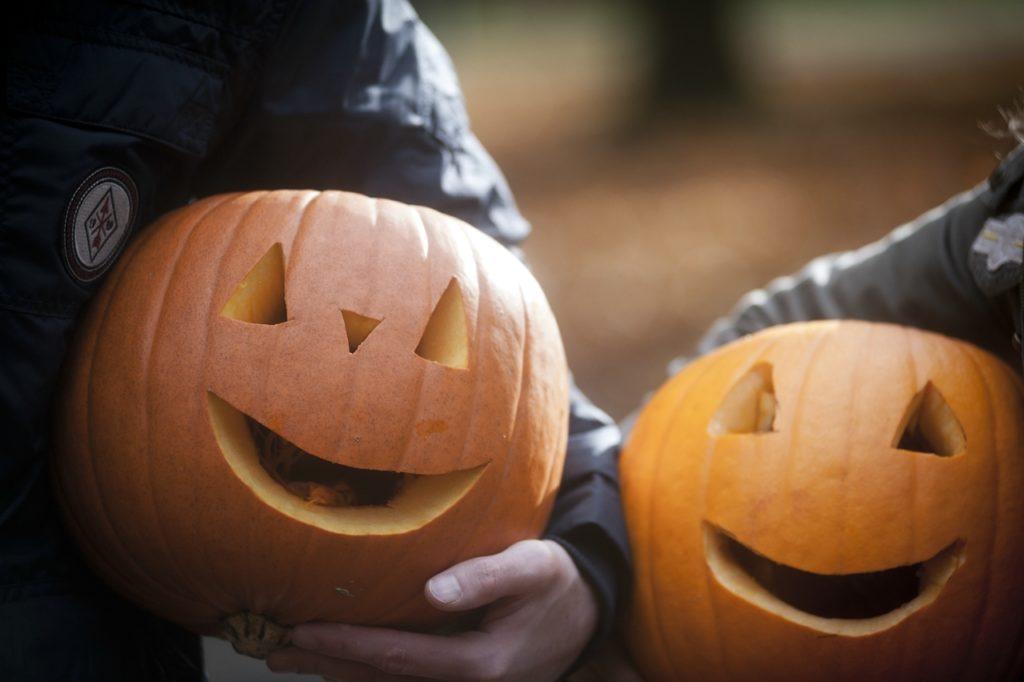 Pumkin - Gresskar - Carving - Halloween - Irland