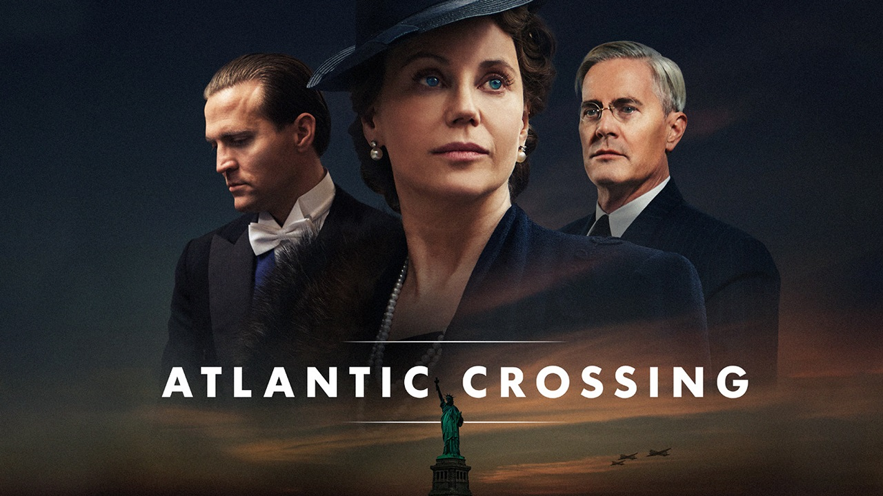 Atlantic Crossing - Plakat - NRK - TV-serie - 2020