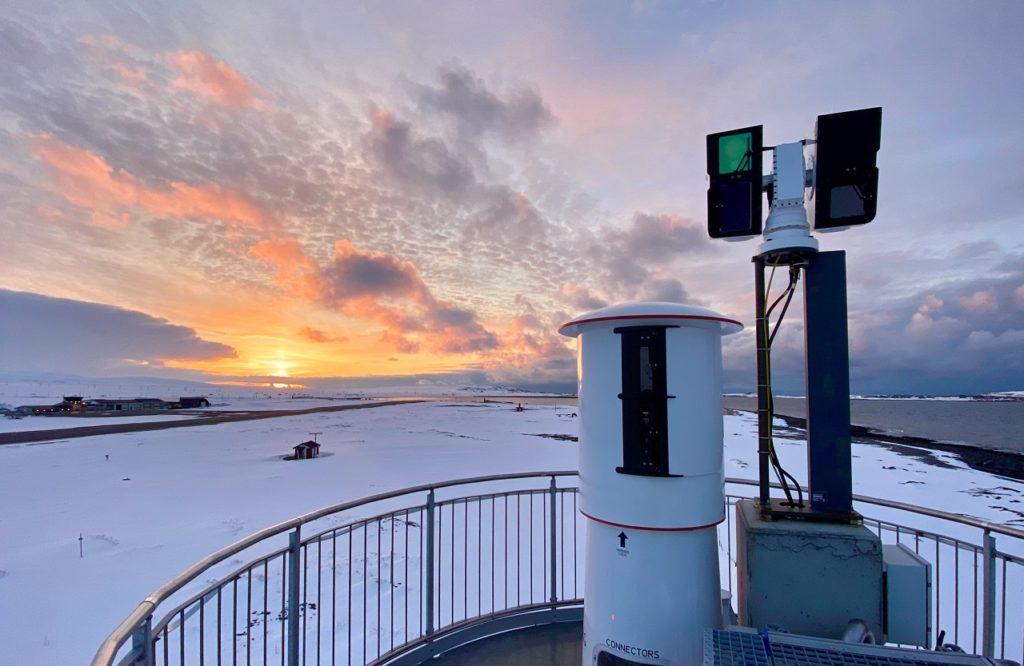 Vardø lufthavn  - Finnmark - Flyplasstårn - Remote Tower