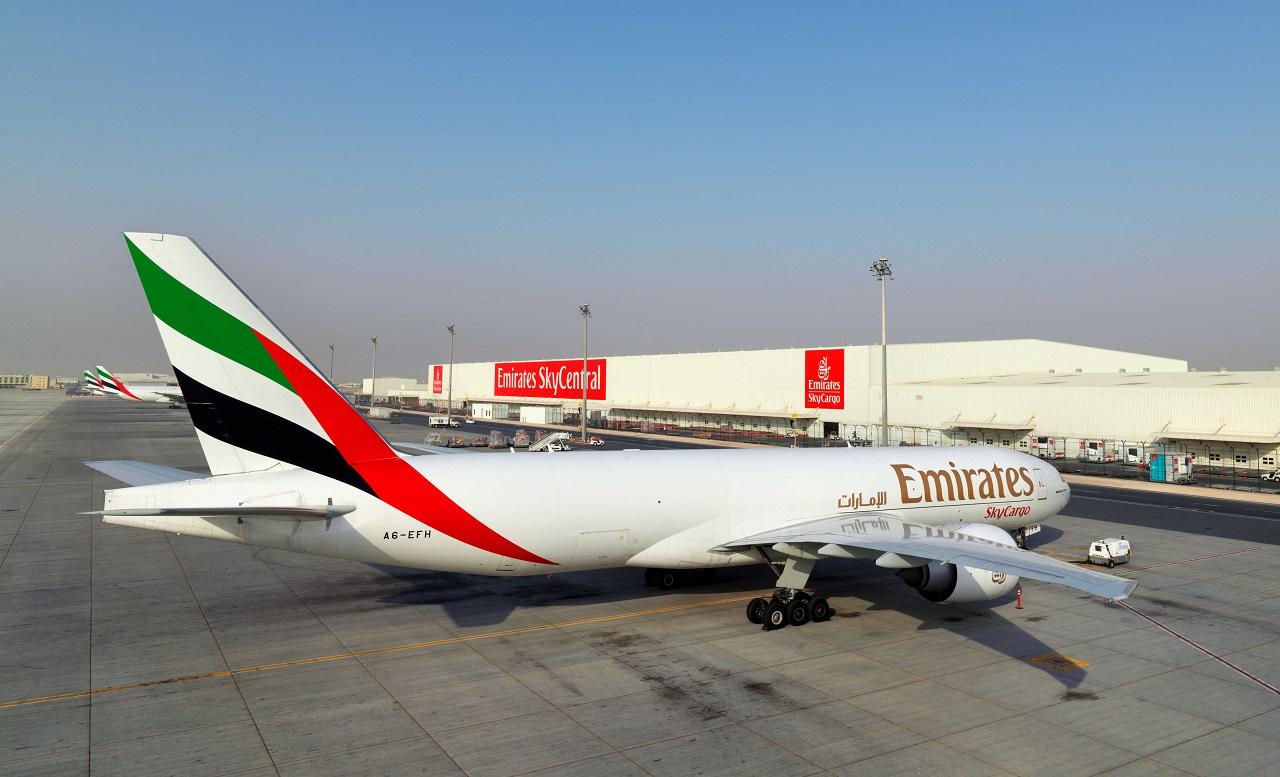 Emirates SkyCargo - Katastrofeinfrastruktur - SkyCentral - Dubai - UAE