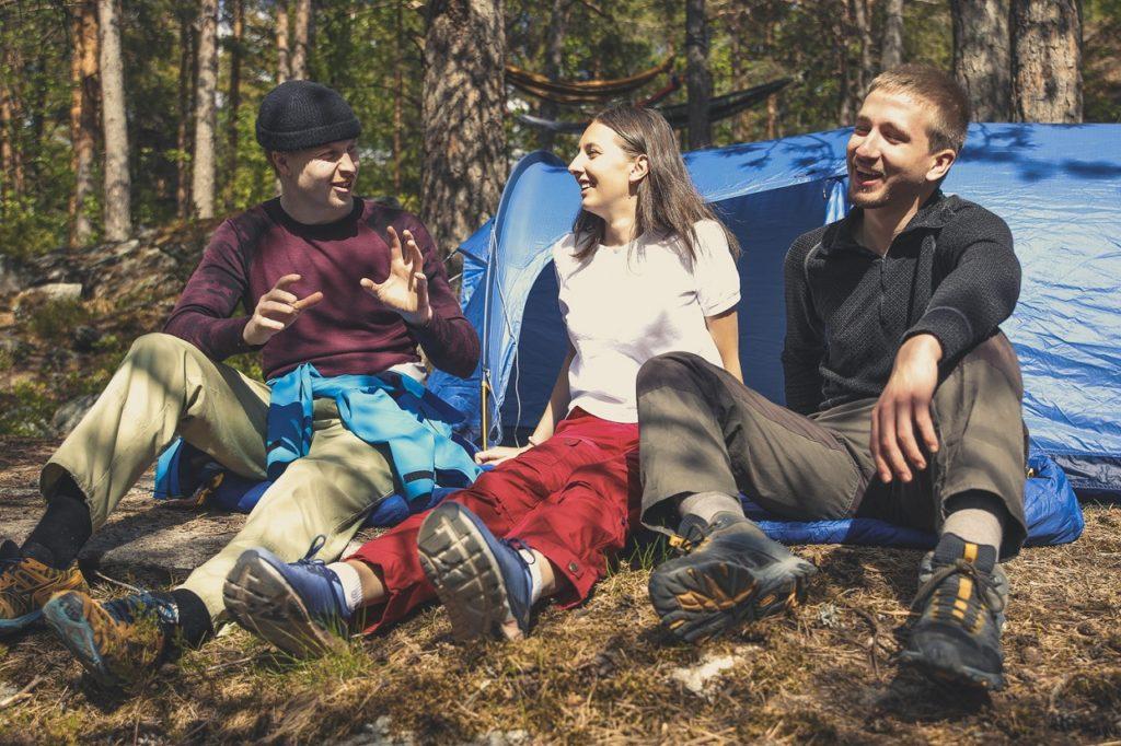 Telttur - Overnatting ute - Norsk friluftsliv