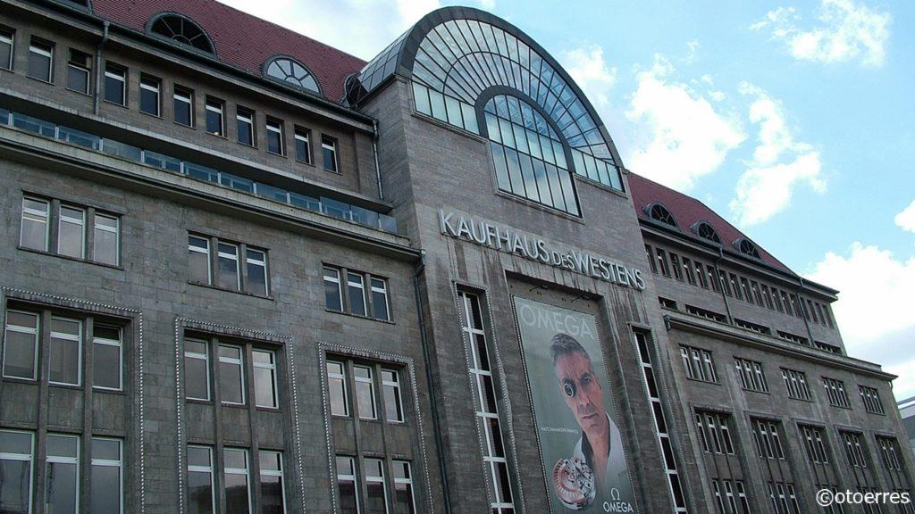 KaDeWe - Kaufhaus des Westen - Berlin - Tyskland