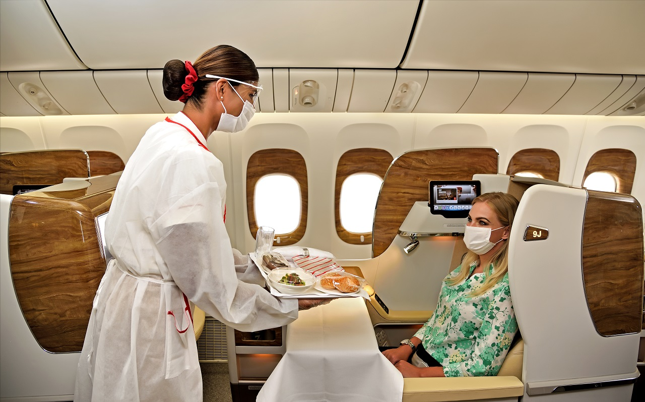Skywards - lojalitetsprogram - Emirates Airline
