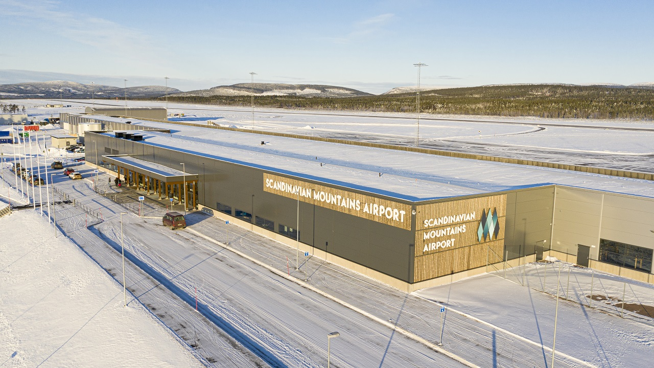 Scandinavian Mountains Airport - Sälen - Sverige - SkiStar