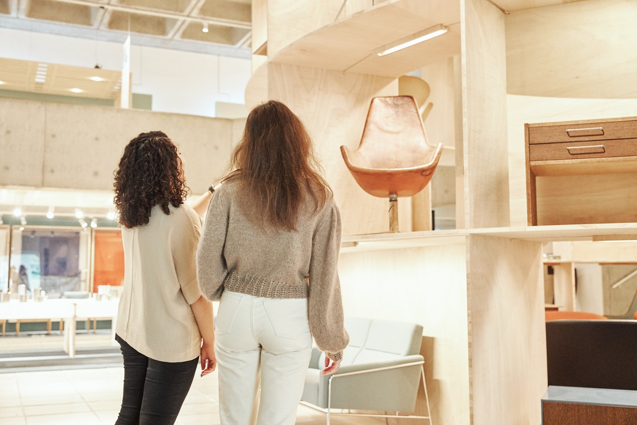 Arne Jacobsen - Designer - Danmark - Utstilling 2020 - Trapholt - Radisson Royal Copenhagen Hotel